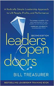 Leaders Open Doors book