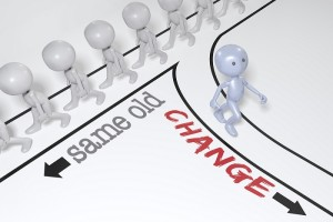 How to Get Others to Notice You Changed