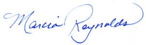 Marcia Reynolds