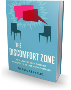The Discomfort Zone book cover