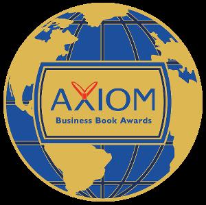 Axiom Business Book Awards - Gold Logo