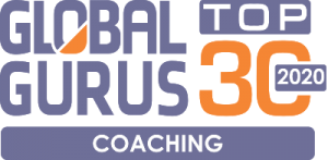 Top 30 Global Gurus 2020 logo