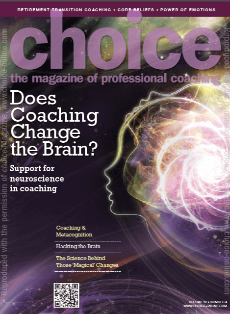 Choice magazine Volume 12 cover