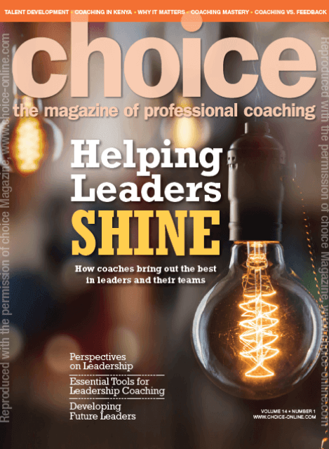 Choice Magazine - Volume 14 cover