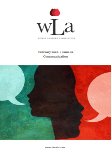 WLa Magazine February 2020 cover