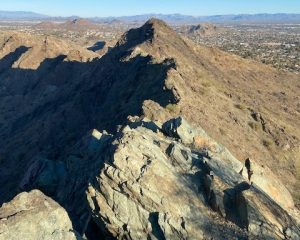 Phoenix Arizona Mountains